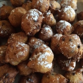 Oliebollen (Dutch Doughnuts) Recipe