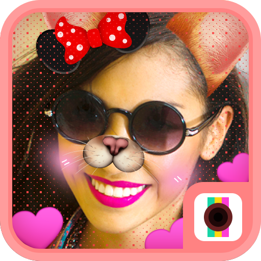 Doggy Face Camera-Funny Cute Doge Motion Stickers