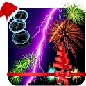 Fireworks 3D Cracker icon