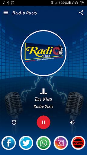Radio Oasis 1.0 screenshots 1