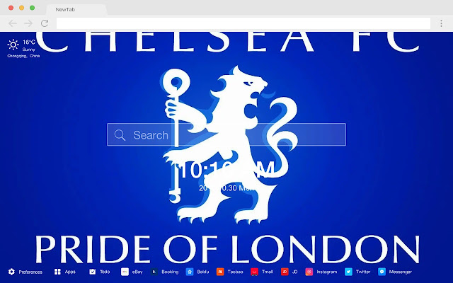 FC Chelsea HD Wallpapers Football Themes