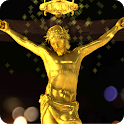Jesus Christ 3D Live Wallpaper icon