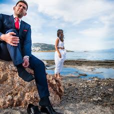 Hochzeitsfotograf Marios Kourouniotis (marioskourounio). Foto vom 30.08.2017