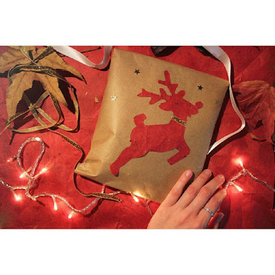 Christmas DIY di clairetosee