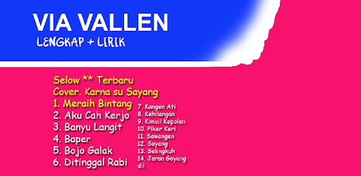 lirik lagu via vallen slow mp3 download