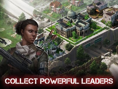 Empire Z: Endless War Mod Apk Download For Android and Iphone 3