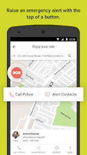 Ola. Get rides on-demand 4