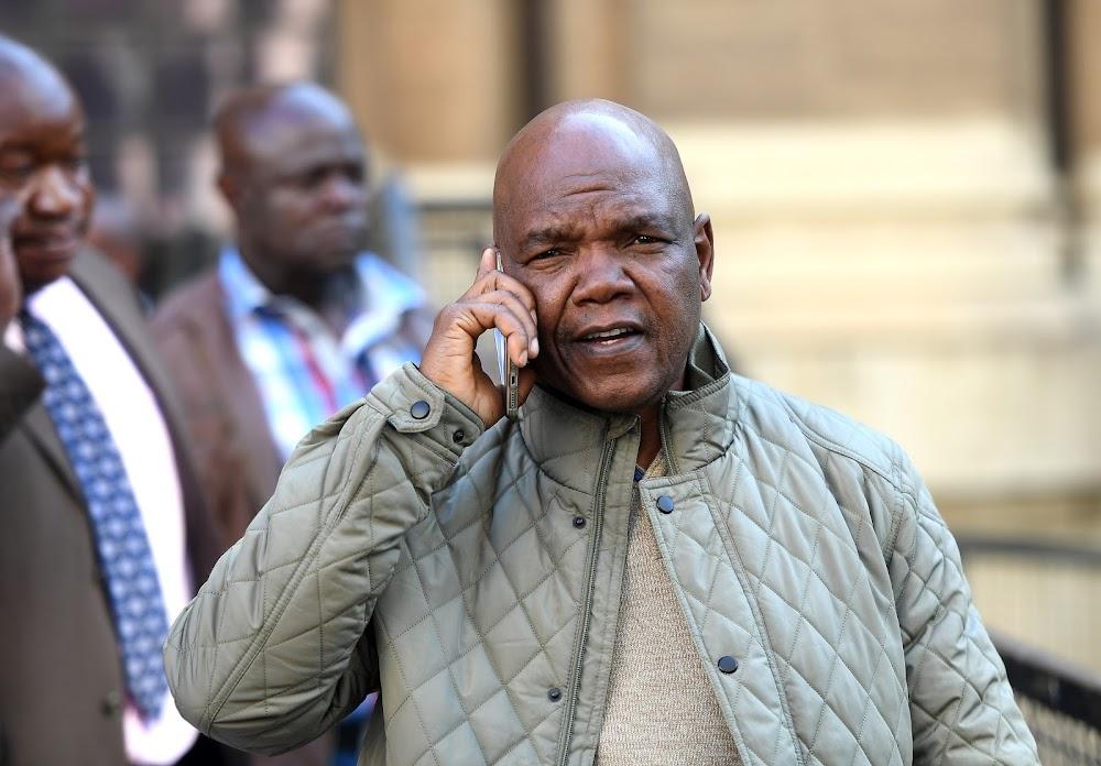 Richard Mdluli het in die buiteland op familievakansie vertrek, met inagneming van die CI slush Fund - Zondo hoor - SowetanLIVE