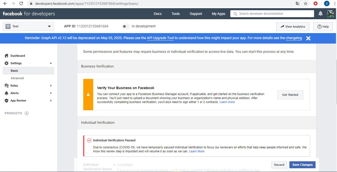 Cómo configurar la campaña de promoción de tu aplicación en Facebook