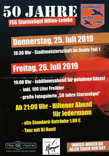 2019-07-26 Sturmvögel 50 jaar