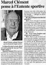 Photo: Interview Marcel Clément