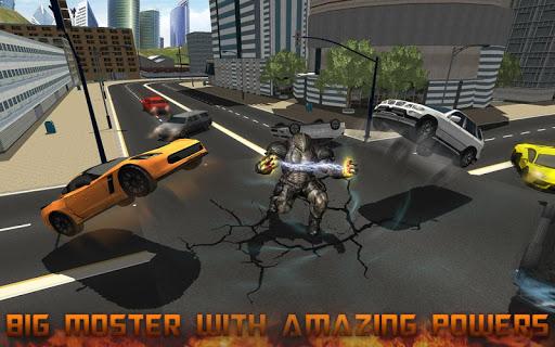 Superhero Monster Warrior Legend City Battle 1.3 screenshots 1