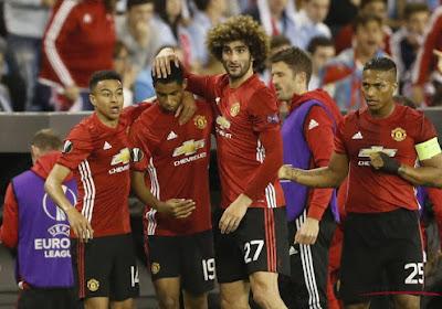 Voici les nouveaux maillots domicile de Manchester United ! (photos)