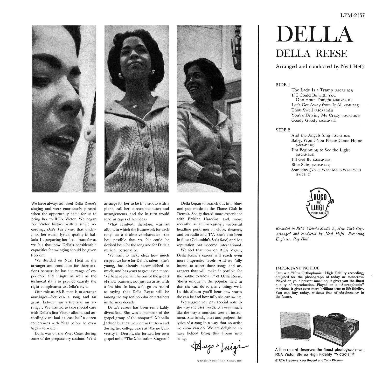 Della Reese, Neal Hefti