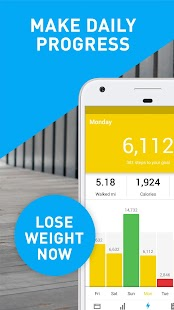 Runtastic Steps - Step Counter & Pedometer- screenshot thumbnail