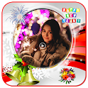 New Year Video Maker With Music icon