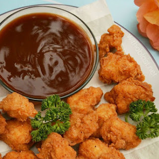 Popcorn Chicken Sauce Recipes.