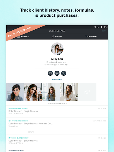 StyleSeat - Book Beauty & Salon Appointments screenshot 10