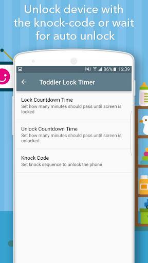 Toddler Lock Timer - For Kids under 6 3.1.2 screenshots 5
