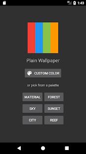 Plain Wallpaper - náhled