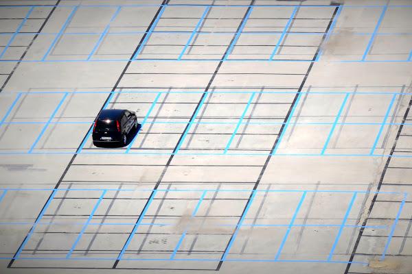 Parcheggio perfetto ??? di MicheleCarrano