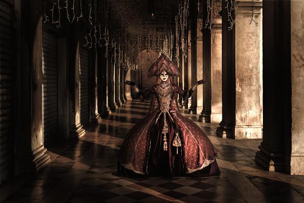 Wonderful lady Rose di aliscaforotto