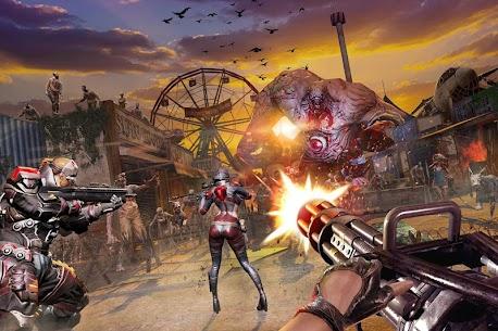 DEAD WARFARE: Zombie (MOD, Many Ammo / Health) 5