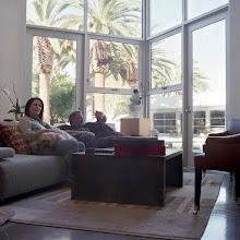 Photo: title: Robin & Danny, Nevada date: 2010 relationship: friends, art, met through Moira Greenspun Tarmy years known: 0-5