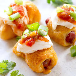 Taco Pigs in a Blanket.