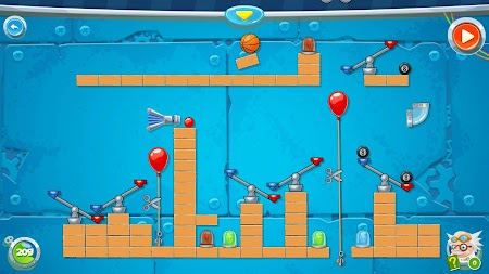 Rube's Lab - Physics Puzzle APK screenshot thumbnail 3