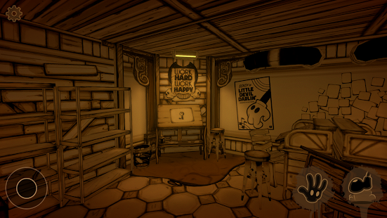 Image result for Bendy and the Ink Machine v1.0.795 APK
