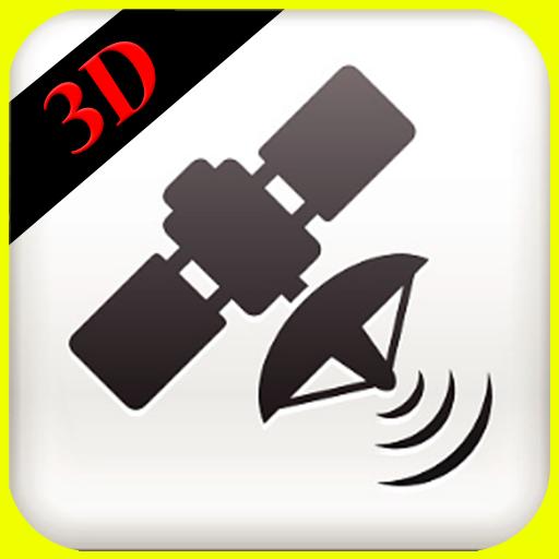 satellite director 3D
