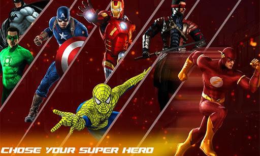 Real Superhero Fight Club Challenge 2018 1.0.4 {cheat|hack|gameplay|apk mod|resources generator} 1