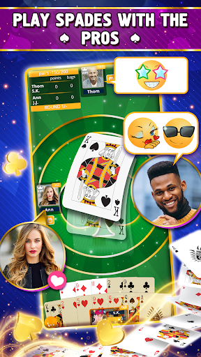 VIP Spades - Online Card Game 3.6.85 screenshots 5
