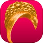 Hair Styler App For Women 2017 Icon