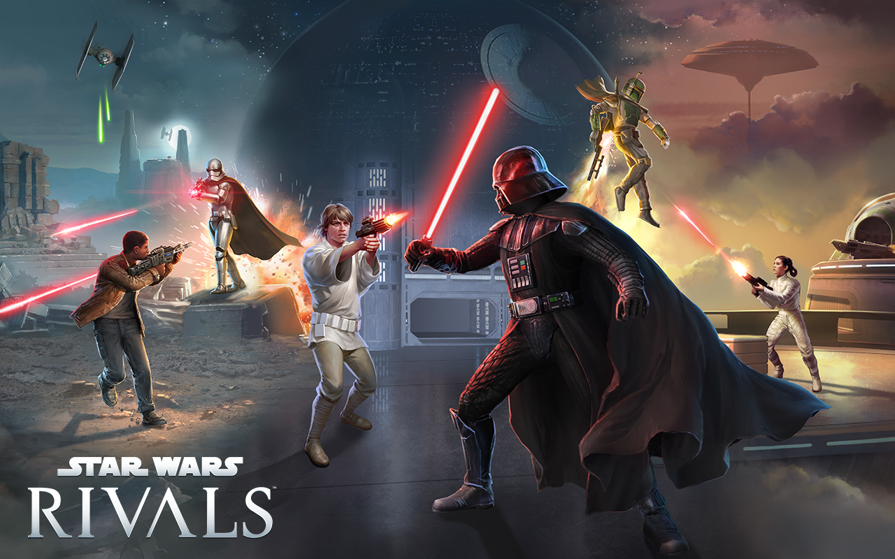 Star Wars: Rivals™ (Unreleased) – zrzut ekranu