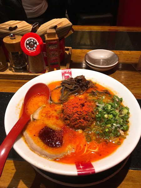 RAMEN NAGI 豚骨拉麵 凪 - 台中店🍜每天都有隱藏版限定王拉麵