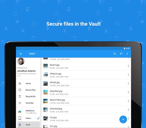 File Commander - File Manager & Free Cloud screenshot 22