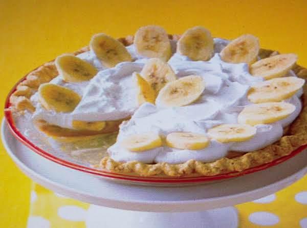 Banana Cream Pie  (dulce De Leche) From Scratch