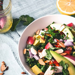 Red Kale Salad Recipes.