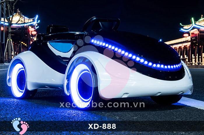 Xe hơi điện trẻ em XD-888 9