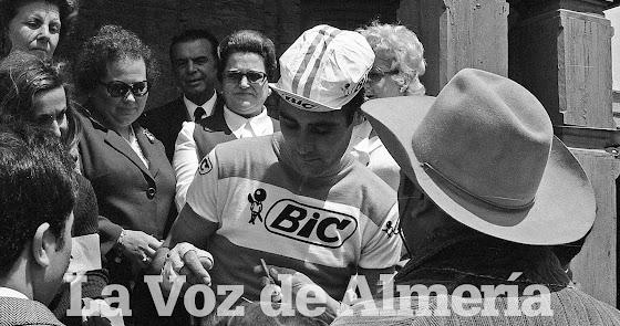 La Vuelta y 'el bigotes' de Filomatic