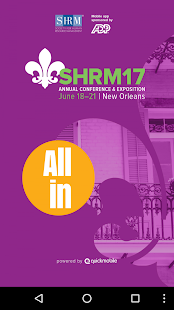 SHRM 2017 Annual Conf & Expo- screenshot thumbnail