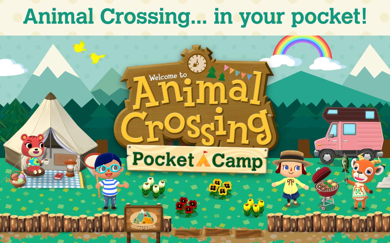 Animal Crossing: Pocket Camp screenshot #1