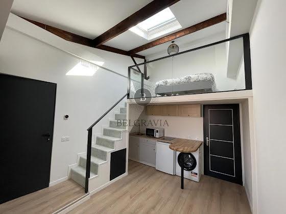 Vente studio 24,3 m2