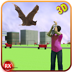 Bat Simulator 3D Attack Icon