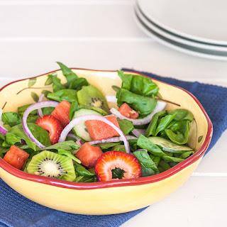 Kiwi and Watermelon Salad