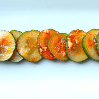 Korean Style Quick Pickles.