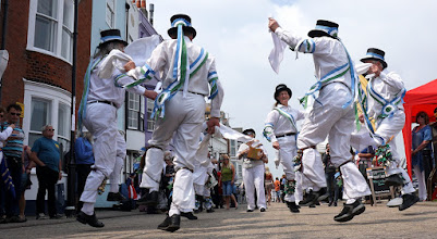 Photo: LOCAL SIDE FROME VALLEY MORRIS   https://www.facebook.com/fromevalleymorris/