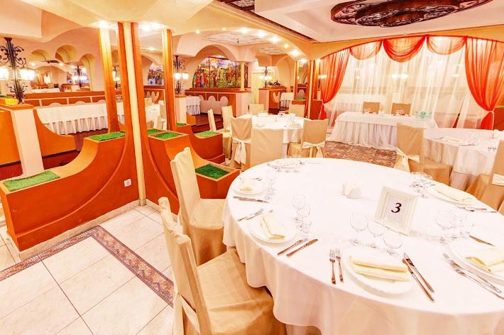 Фото №2 зала Ресторан «Измайловский двор»